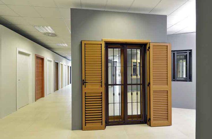 Le porte da interni porte da esterni persiane blindate inferriate di sicurezza per porte e - Persiane per finestre scorrevoli ...