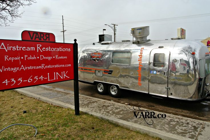 Vintage Airstream Restorations and Repairs | Specializing in Polishing and Customization