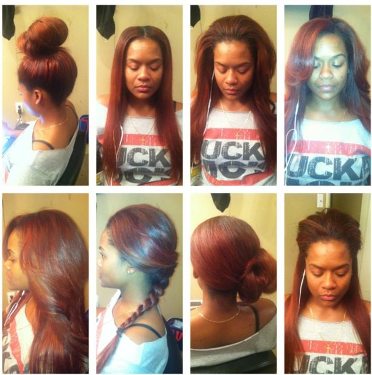 Versatile sew in... A sew in should be nothing other than versatile.