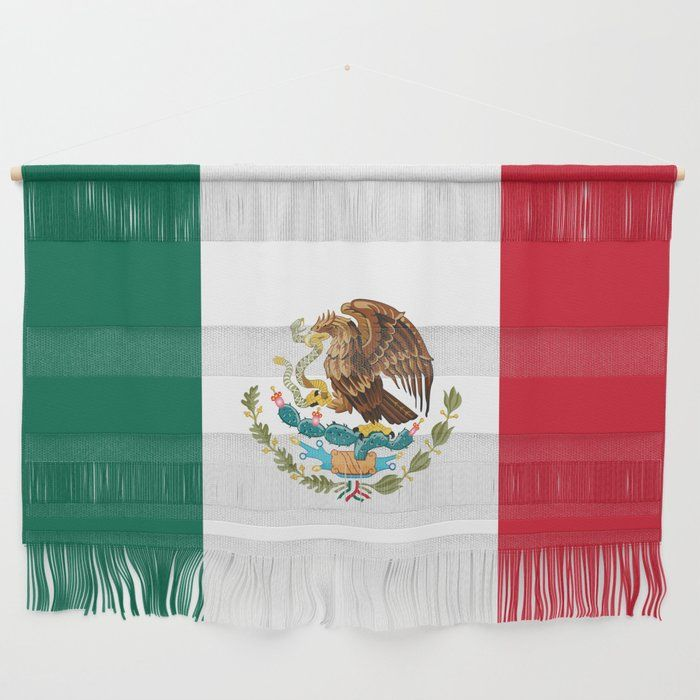 Mexican Flag Wall Hanging Wall Hanging Mexican Flags Hanging