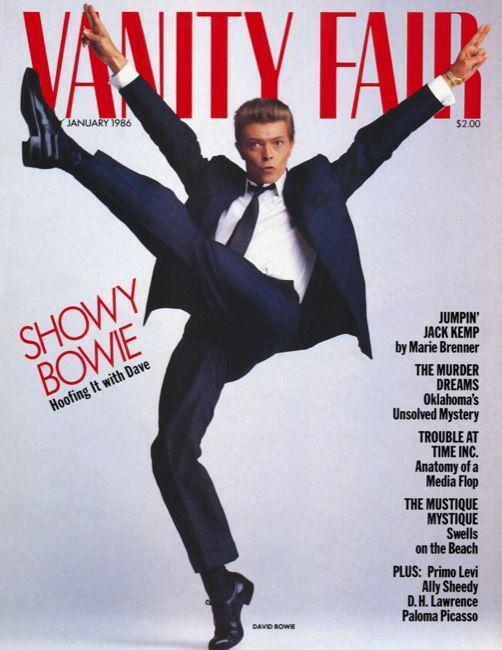 Vanity Fair / Bowie