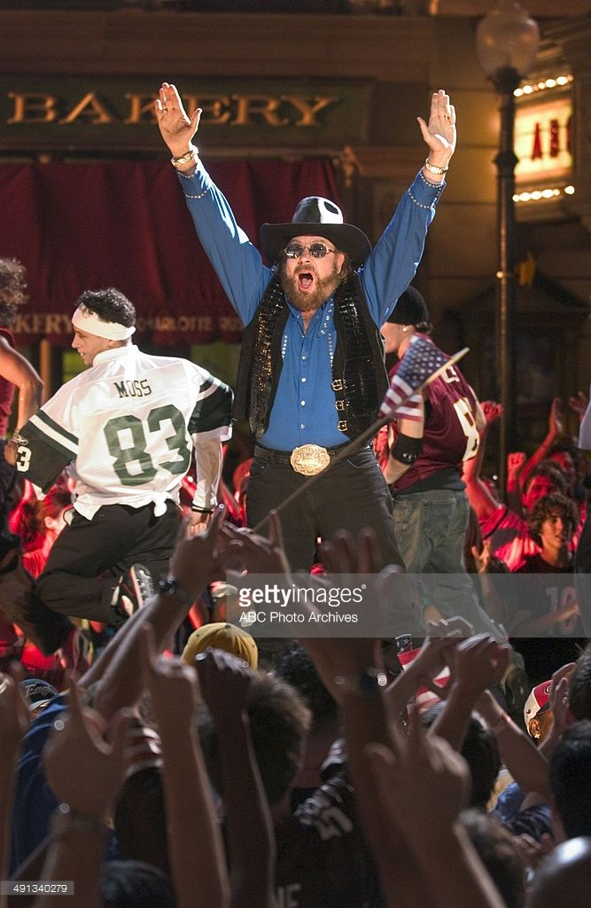 6/22/2004. Are you ready for some football? Hank Williams Jr. is ready and will open each broadcast with his rousing anthem to ABC's NFL 'Monday Night Football,'