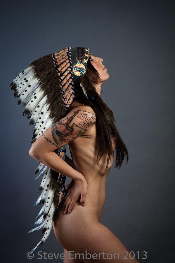 sexy nude native girl
