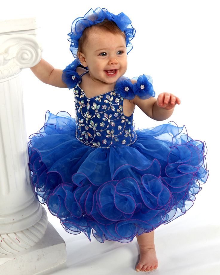 Blush Kids Inc. - Unique Fashion Baby Pageant Dress B041, $220.00 (http://www.blushkids.com/unique-fashion-baby-pageant-dress-b041/)