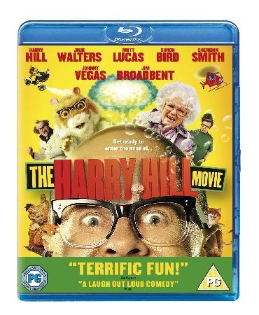 The Harry Hill Movie Surreal comedy starring award-winning British comedian author and TV presenter Harry Hill. Featuring machine gun-toting chickens and a terminally ill hamster the film follows Harry and his Nan (Julie  http://www.MightGet.com/january-2017-12/the-harry-hill-movie.asp