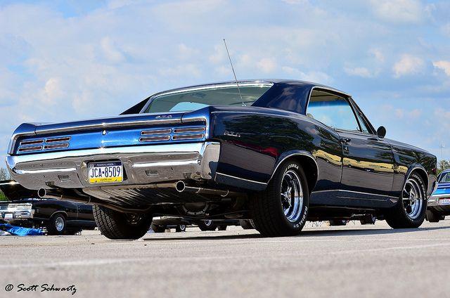 1967 Pontiac GTO 455 | scott597 | Flickr