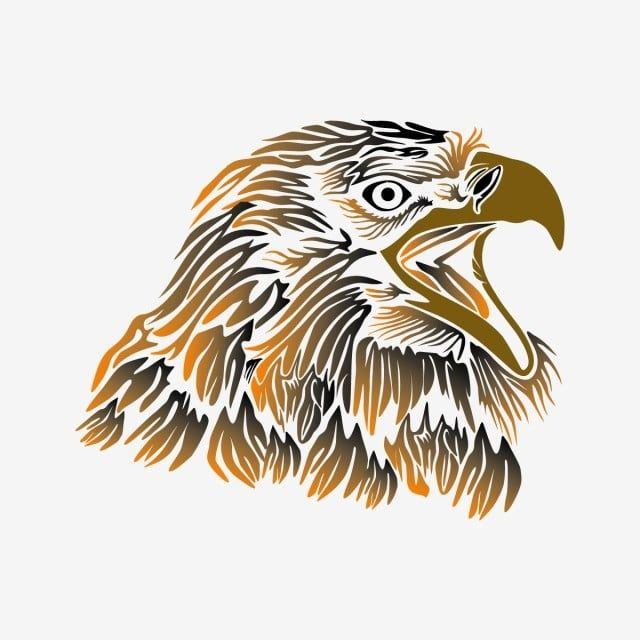 Illustration Of A Picture Of An Eagle On A White Background Eagle Head Eagle Symbols Eagle Mascot Png And Vector With Transparent Background For Free Downloa Eagle Symbol Eagle Mascot Free