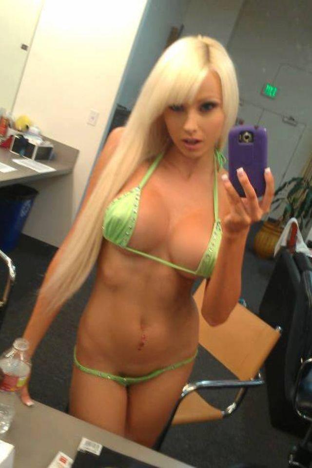 Sexy Blonde Teen When 30