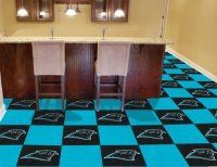 Carolina Panthers Team Carpet Tiles. $179.99 Only.