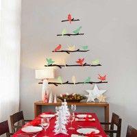 Oh Christmas Tree Wall Decal Set