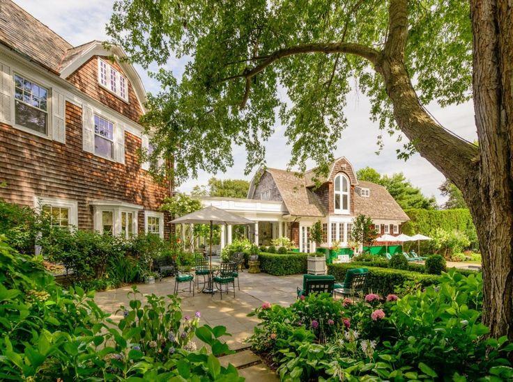 Carnegie Hamptons House For Sale — Southampton Carnegie House