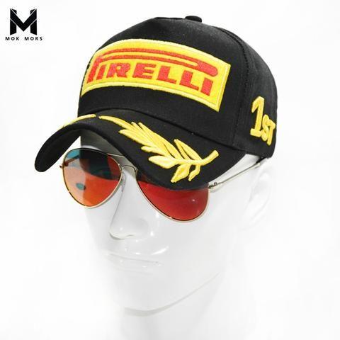 6bf7dd89542 2018 Pirelli Mens Baseball Cap Women Snapback Hats For Men Bone Casquette  Hip hop Brand Casual