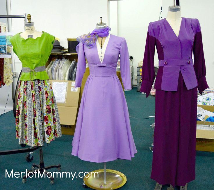 Marvel's Agent Carter: Season Two wardrobe sneak peek and interview with costume designer Gigi Melton