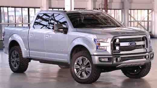 2020 Ford F150 Concept 2020 Ford F150 Redesign 2020 Ford F150