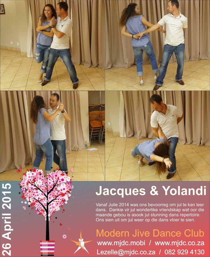Congratulations Yolandi & Jacques  www.mjdc.co.za
