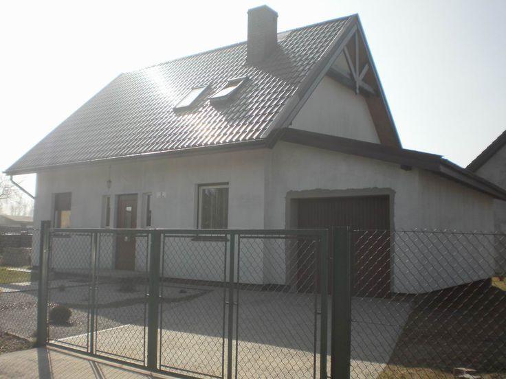 Front domu Bajkowy