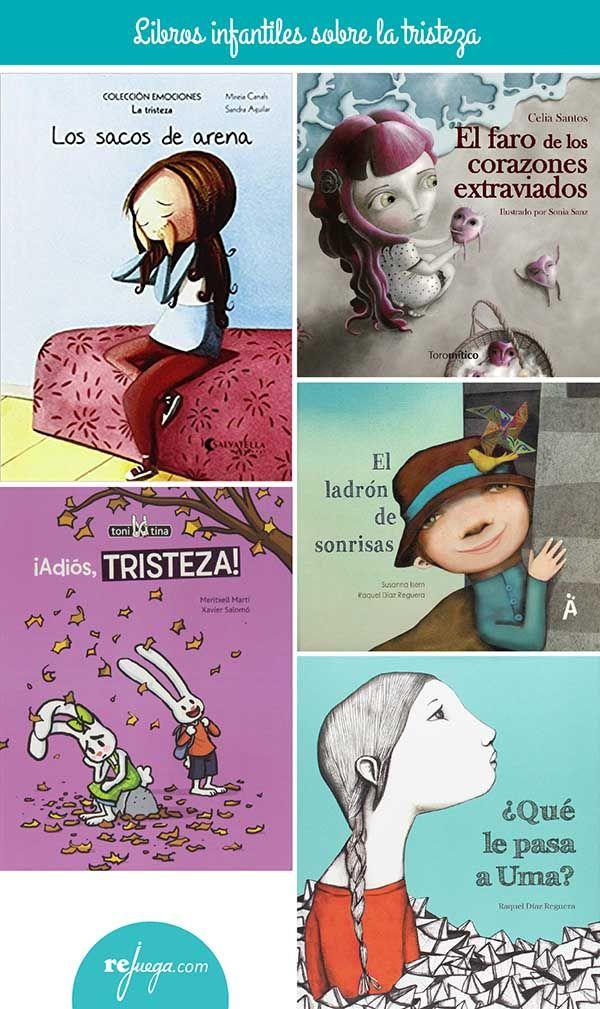 libros infantiles sobre la tristeza