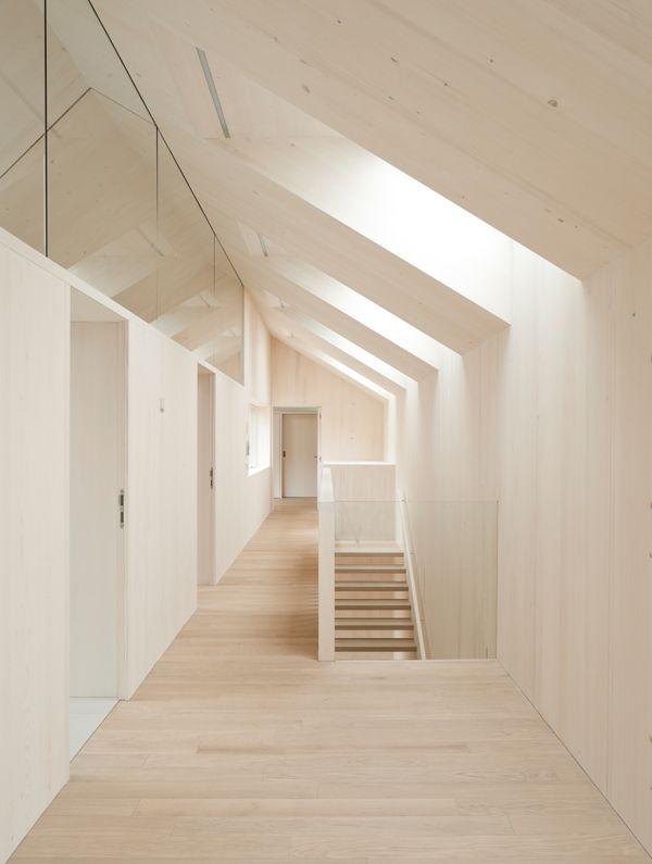 Elegant spaces...