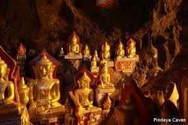 The thousands Buddha of Pindaya Cave... http://exploretraveler.com