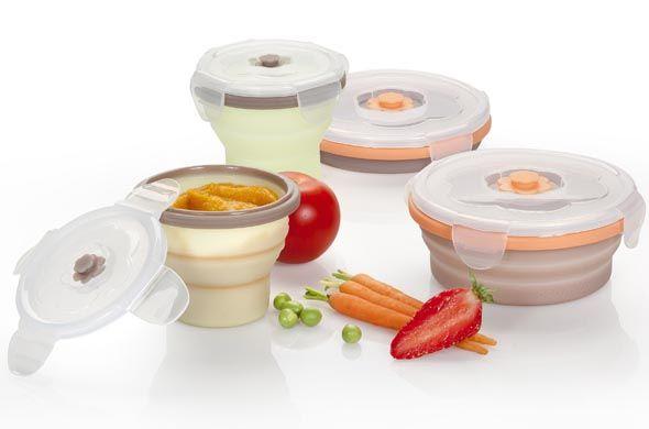 Astuces pour les parents pour organiser à l'avance les repas - petits pots maison - de bébé
