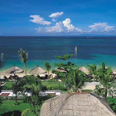 Melia Benoa- Bali. All-inclusive resort