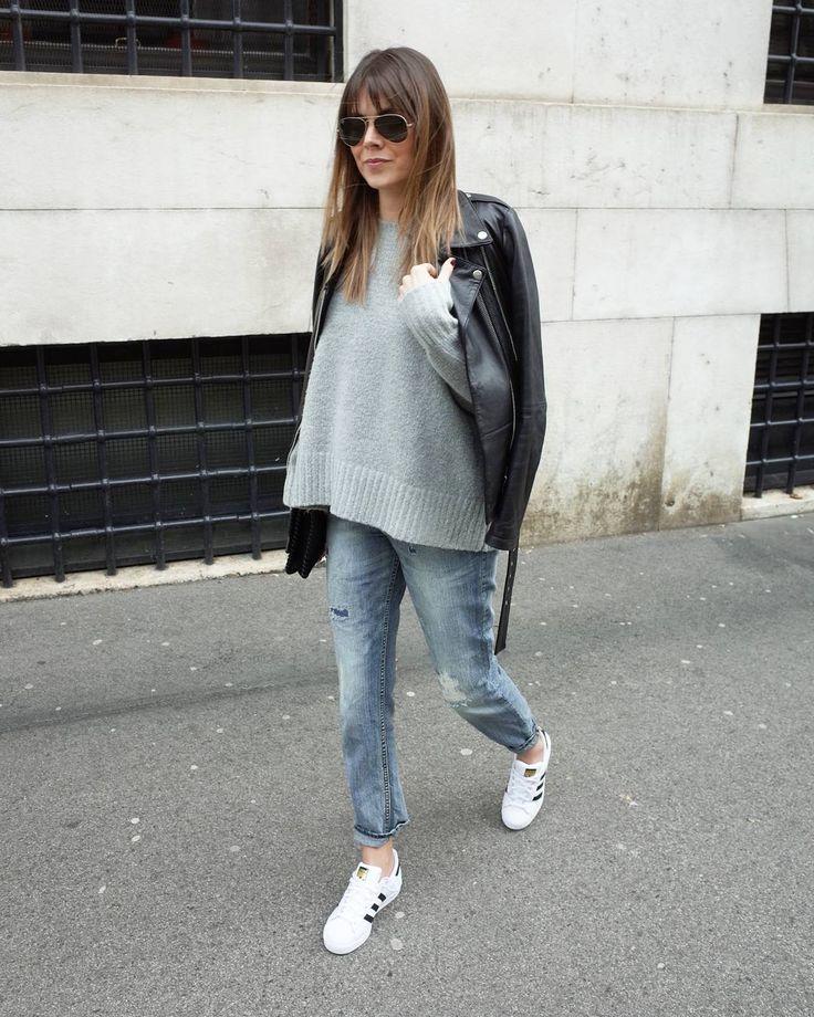 Casual Tuesday...#ootd #oversizedknit #streetstyle #style #styleblogger #streetfashion #blog #bloggerfashion #fashionstyle #fashionaddict #fashion #fashionista #fashiondiaries #fashionable #fashionblogger #dailyoutfit by senseforstylebyina