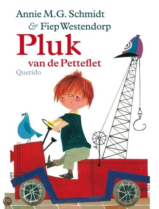 Pluk Van De Petteflet, illustrated by Fiep Westendorp