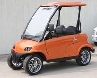 Look what I found Via Alibaba.com App: - elektrische street legal golfkarretjes dg-lsv2 met eeg certificaat( china)