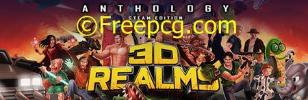 3D Realms Anthology Free Download PC Game