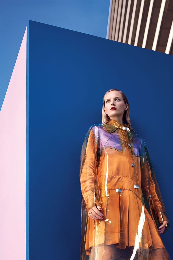 Fall has plenty of bright colors in store. See the full fashion shoot from our September issue here.