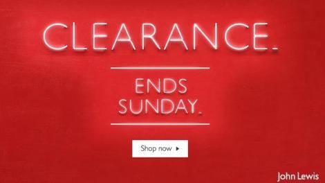 Prime Day 2016: The best John Lewis Clearance Sale deals   Amazon Prime Day is in full swing but Amazon is not the only online retailer in town! John Lewis is famous for its extra-long warranties and excellent customer service so in many instances it makes more sense to buy big electronics items from John Lewis.  The online and highstreet department store has launched a clearance sale of its own to compete with Prime Day and some of the deals on offer look really strong.  See all John Lewis…