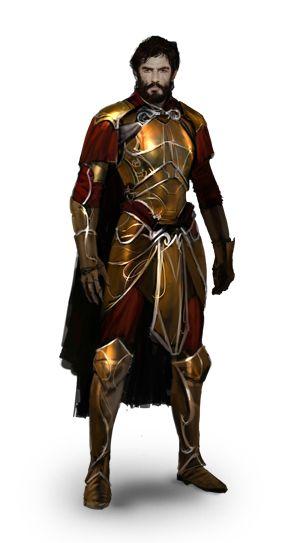 Pantheon: Rise of the Fallen - Races - Humans
