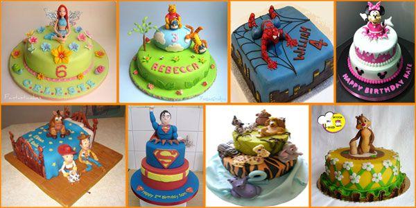 Foto di 20 Torte di Compleanno per Bambini sui Cartoni Animati   PianetaBambini.it