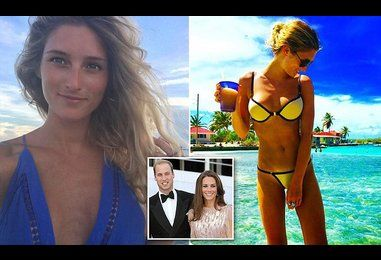 Mother of Australian model pictured with Prince Williams speaks out