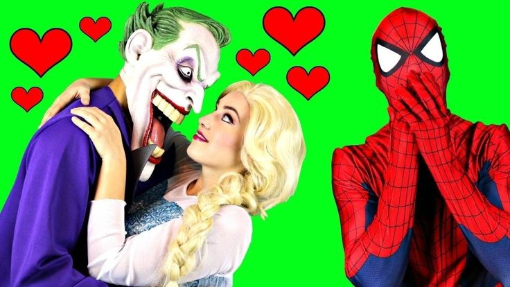 Frozen Elsa and Spiderman in Real Life│Frozen Elsa and Spiderman Videos│...