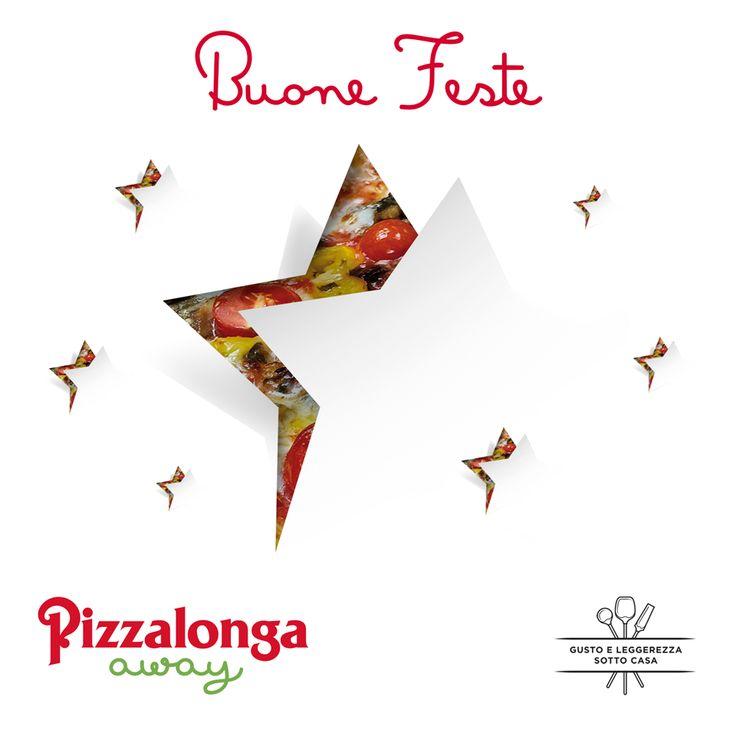 Bianco, rosso e… verde. Sono tra i colori per eccellenza delle Feste, ma anche della nostra Pizzalonga! A tutti voi che ogni giorno scegliete la qualità di #PizzalongaAway, un caloroso ringraziamento per la fiducia e l'affetto che ci avete dimostrato anche quest'anno con l'augurio che possiate trascorrere un Buon Natale e Felice Anno Nuovo!