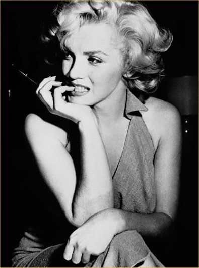 """""""Hollywood is a place where they'll pay you a thousand dollars for a kiss and fifty cents for your soul"""" #marilynmonroe"""