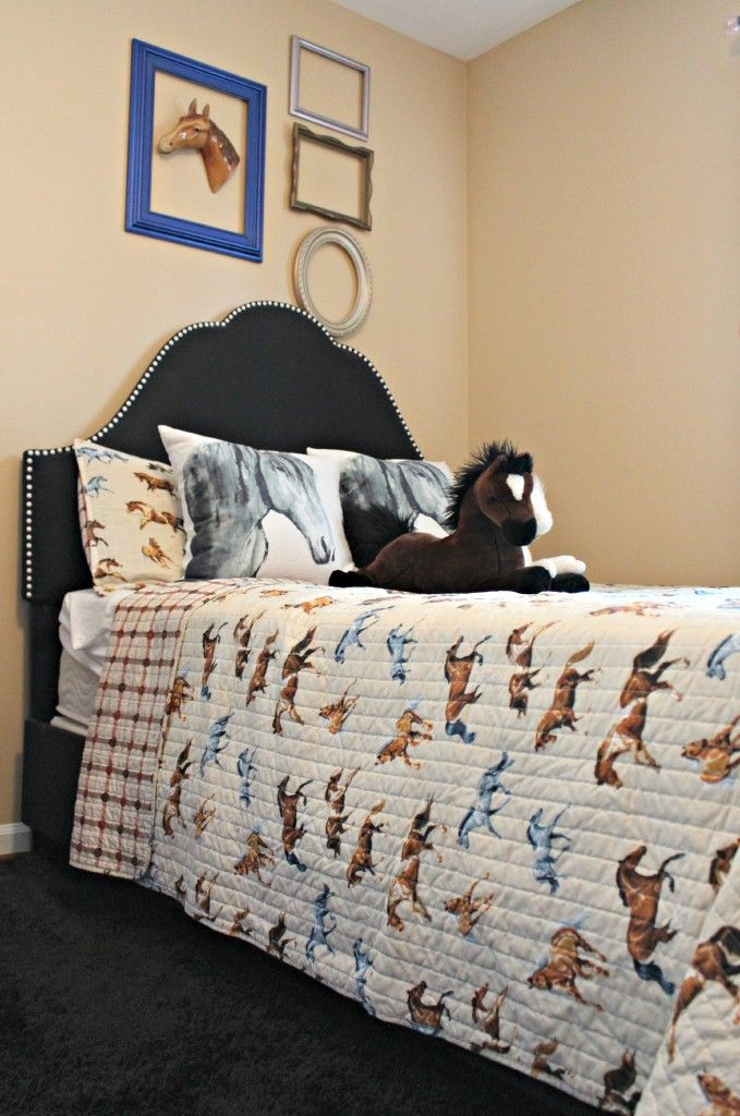 Decorating Theme Bedrooms: 17 Best Ideas About Horse Bedrooms On Pinterest