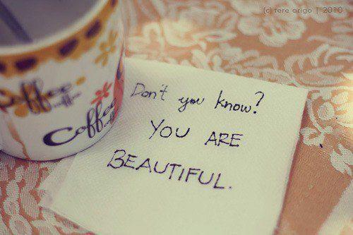 Η ομορφιά δεν έχει κανόνες.