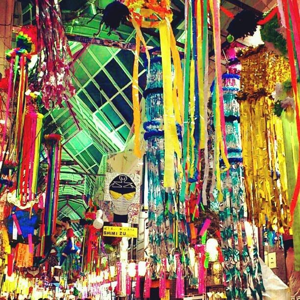 tanabata festival games