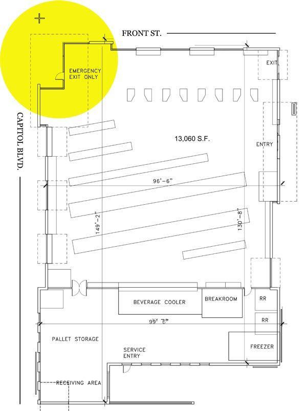 Floor plan trader joe 39 s google search wine culture for Floor plan database