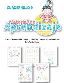 Cuadernillos PDF preescolar