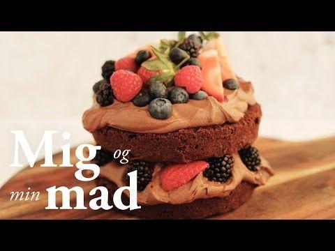 Fødselsdagslagkage med friske bær - Se opskriften her