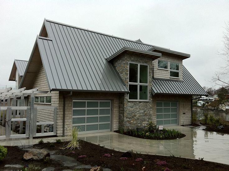 Best Zinc Metal Roofing 1236 Chapman St Victoria Metal 400 x 300