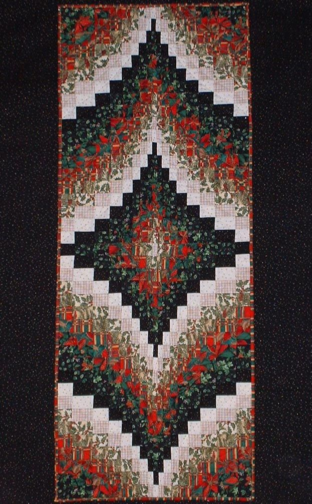 Is a Bargello Quilt on YOUR Bucket list ???