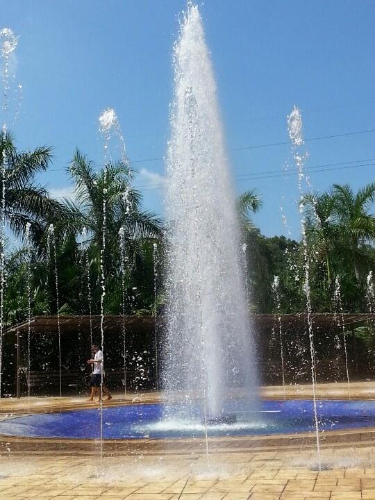 Zizima Waterpark San Pedro Sula, Honduras