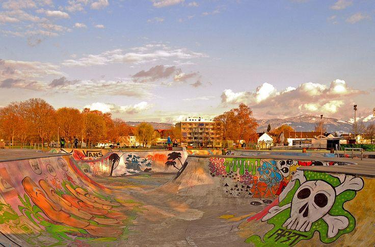 Skatepark | by Djura Stankovic Photography