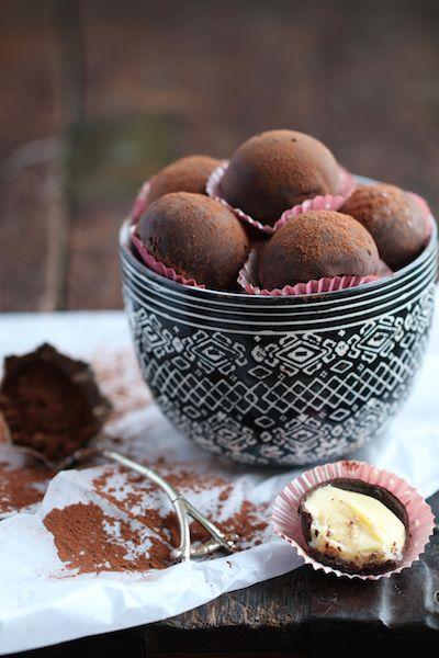 Champagne Truffles Recipe + Holidays + Valentines + Gifting + Luxury