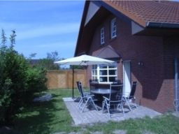 Ferienhaus für 9 Personen (120 m²) in Friedrichskoog