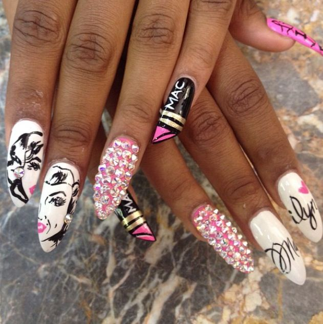 23 best Nails images on Pinterest | Cute nails, Nail scissors and ...